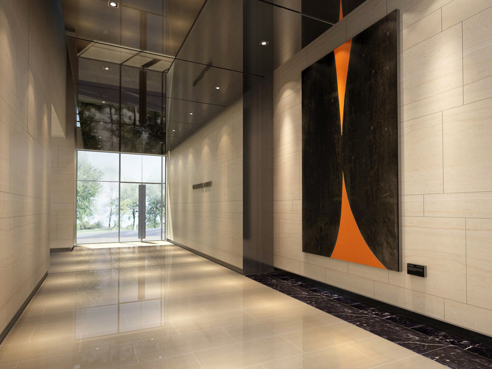 commercial-office-lobby-interior-design-view-04-with-stone-and-art-work